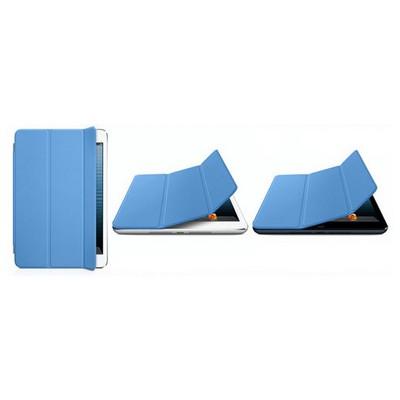Microsonic Ipad Mini 3 Smart Case + Arka Koruma 2in1 Kılıf Mavi Tablet Kılıfı