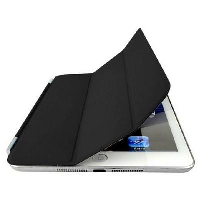 Microsonic Ipad Mini 3 Smart Case + Arka Koruma 2in1 Kılıf Siyah Tablet Kılıfı
