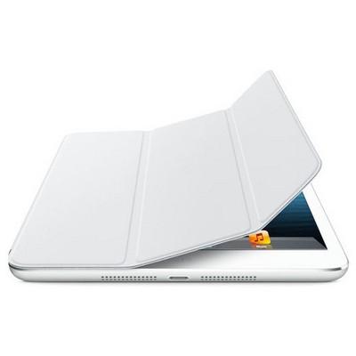 Microsonic Ipad Mini 3 Smart Case + Arka Koruma 2in1 Kılıf Beyaz Tablet Kılıfı