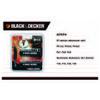 Black & Decker A7074 21 Parça Vidalama Uç Seti Hırdavat Ürünü