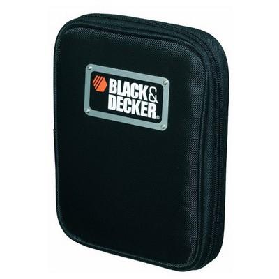 Black & Decker A7104 56 Parça Cırcırlı Tornavida ve Vidalama Uç Seti Hırdavat Ürünü