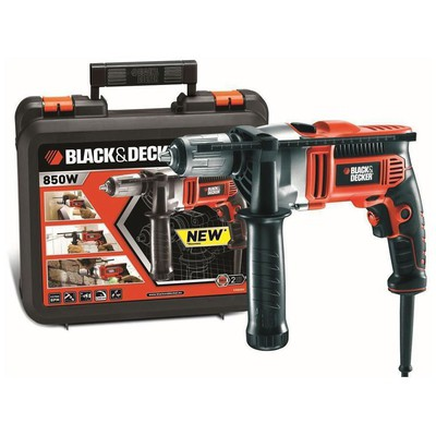 Black & Decker Kr806k 850watt 13mm Darbeli Matkap