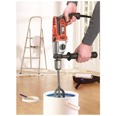 Black & Decker KR1102K 1100Watt 13mm Darbeli Matkap