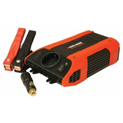 Black & Decker BDPC400 500Watt 12-220Volt Dönüştürücü İnvertör Akü Şarj Cihazı