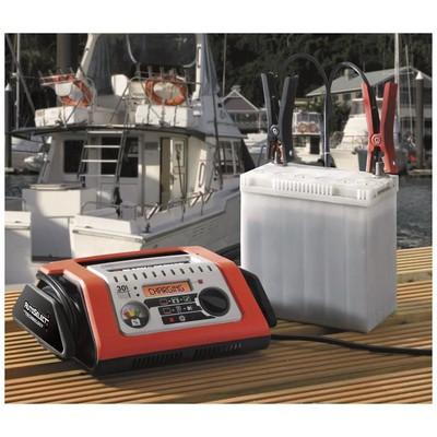 Black & Decker BDSBC30A 540 Amper Akıllı  ve Akü Takviye Akü Şarj Cihazı