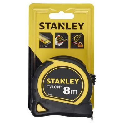 Stanley St130657 Metre Tylon, 8mx25mm Şerit Metre