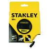 Stanley ST034296 Kapalı Kasa ŞERİT Metre, 20mX12,7mm Şerit Metre