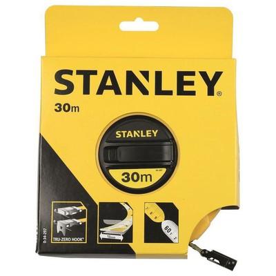 Stanley ST034297 Kapalı Kasa ŞERİT Metre, 30mX12,7mm Şerit Metre