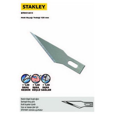 Stanley St011411 Hobi Maket Bıçağı Yedeği Testere