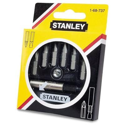 Stanley St168737 Bits Uç Takımı, 7 Parça Hırdavat Ürünü