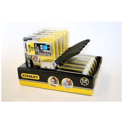 Stanley Stht670410 Zımba Ve Çivi Tabancası, 4-14mm Zımba, 12-15mm Çivi Zımba / Perçin