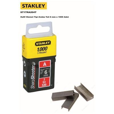 Stanley St1tra204t Zımba Teli, 6mmx1000 Zımba / Perçin