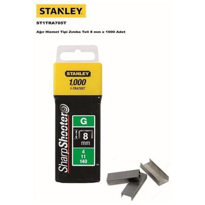 Stanley St1tra705t Zımba Teli, 8mmx1000 Zımba / Perçin