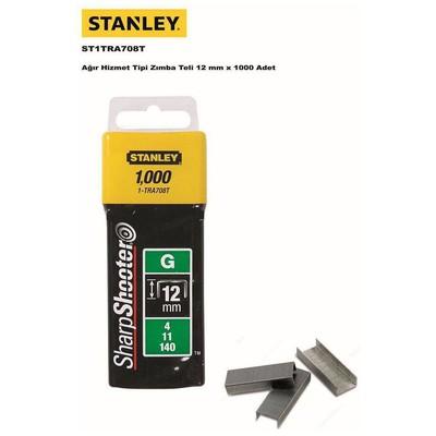 Stanley ST1TRA708T Zımba Teli, 12mmX1000 Zımba / Perçin