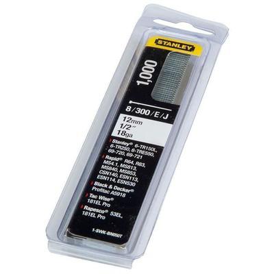 Stanley St1swkbn050t Zımba Çivisi, 12mm 1000 Adet