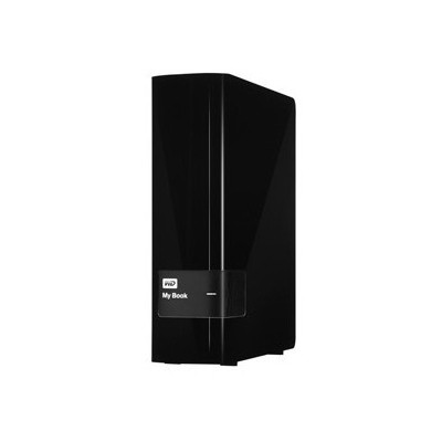 "WD My Book 6TB Western Digital WDBFJK0060HBK-EESN 3.5"" USB 3.0 Siyah Taşınabilir Disk"