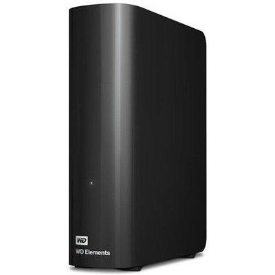 WD 4TB Elements Taşınabilir Disk (WDBWLG0040HBK)