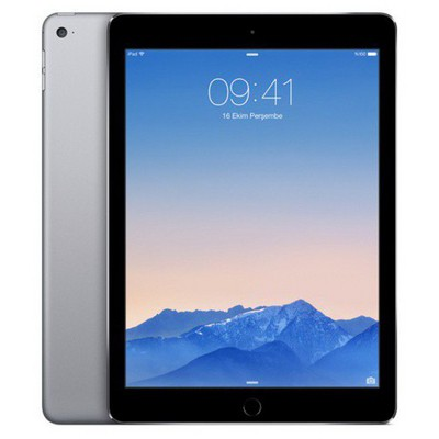 Apple iPad Air 2 16GB WiFi+4G Tablet - Uzay Grisi - MGGX2TU/A