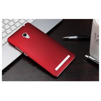 Microsonic Premium Slim Asus Zenfone 6 Kılıf Kırmızı Cep Telefonu Kılıfı