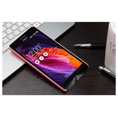 Microsonic Premium Slim Asus Zenfone 6 Kılıf Pembe Cep Telefonu Kılıfı