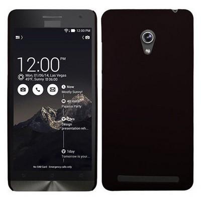 Microsonic Premium Slim Asus Zenfone 6 Kılıf Siyah Cep Telefonu Kılıfı