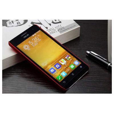Microsonic Premium Slim Asus Zenfone 5 Kılıf Kırmızı Cep Telefonu Kılıfı