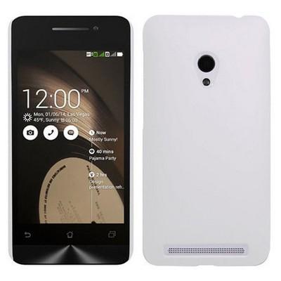 Microsonic Premium Slim Asus Zenfone 5 Kılıf Beyaz Cep Telefonu Kılıfı