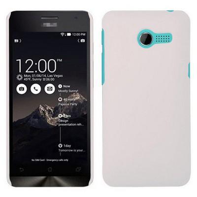 Microsonic Premium Slim Asus Zenfone 4 Kılıf Beyaz Cep Telefonu Kılıfı
