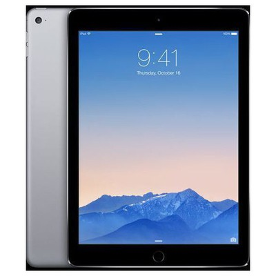 Apple iPad Air 2 128gb Tablet - Uzay Grisi - MGTX2TU/A