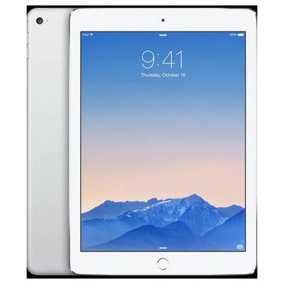 "Apple iPad Aİr 2 MGTY2TU-A Wi-Fİ 128 GB 9.7"" ios 8 Silver Tablet"