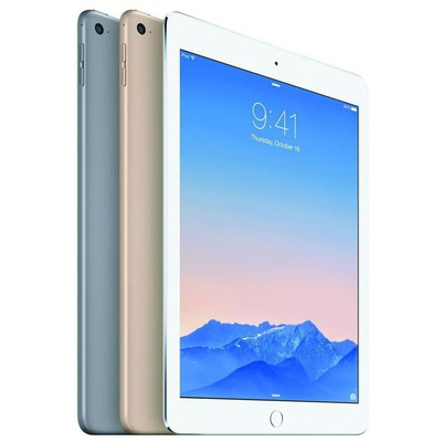 Apple iPad Air 2 128GB WiFi Tablet - Altın - MH1J2TU/A