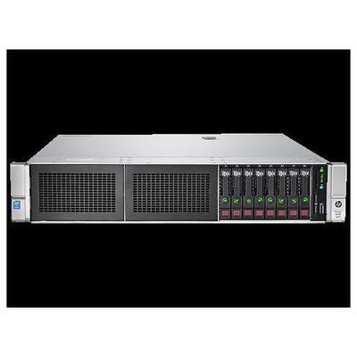 HP Srv 752687-b21 Dl380 Gen9 E5-2620v3 ( 6 Core 2.40ghz) 16gb (1 X 16gb) Regıstered 8x Sff 2.5 Hot Plug P440ar/2gb 500w Power Suppl Sunucu