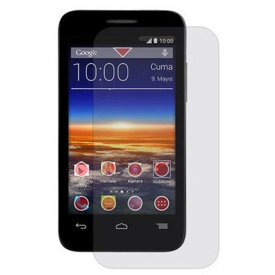 Microsonic Ultra Şeffaf Ekran Koruyucu Vodafone Smart 4 Mini Film Ekran Koruyucu Film