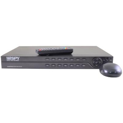 SPY Sp-nvr508n Sp-nvr508n 8kanal Nvr 8 Ses 1920x1080 Real Time, H.264, Hdmı Çıkışı, 3g, Güvenlik Kayıt Cihazı