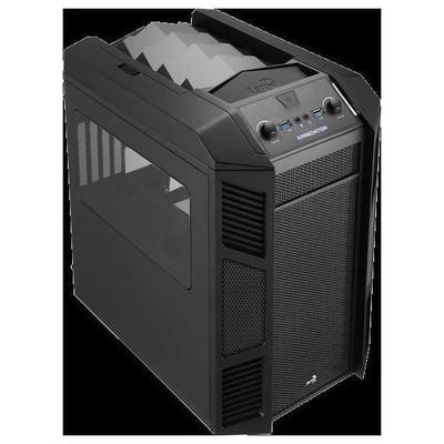 Aerocool Ae-xprcube Xpredator Cube Usb3.0 Siyah Küp  Güç Kaynaksız Kasa