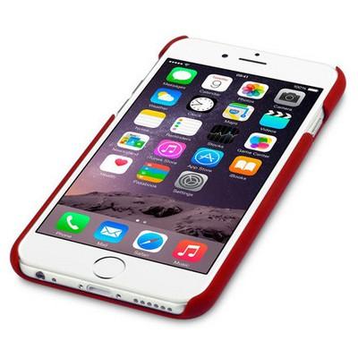 Microsonic Premium Slim Iphone 6 Plus (5.5'') Kılıf Kırmızı Cep Telefonu Kılıfı