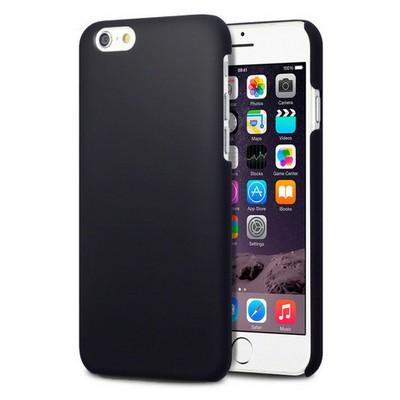 Microsonic Premium Slim Iphone 6 Plus (5.5'') Kılıf Siyah Cep Telefonu Kılıfı