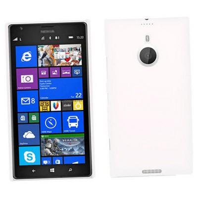 Microsonic Premium Slim Nokia Lumia 1520 Kılıf Beyaz Cep Telefonu Kılıfı