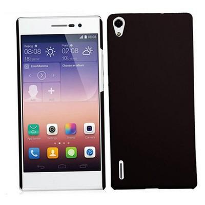 Microsonic Premium Slim Huawei Ascend P7 Kılıf Siyah Cep Telefonu Kılıfı