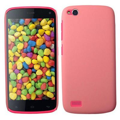 Microsonic Premium Slim General Mobile Discovery Kılıf Pembe Cep Telefonu Kılıfı