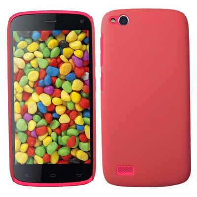 Microsonic Premium Slim General Mobile Discovery Kılıf Kırmızı Cep Telefonu Kılıfı