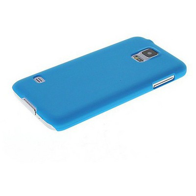 Microsonic Premium Slim Samsung Galaxy S5 Kılıf Mavi Cep Telefonu Kılıfı
