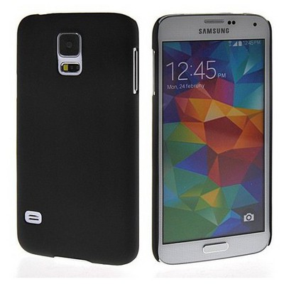 Microsonic Premium Slim Samsung Galaxy S5 Kılıf Siyah Cep Telefonu Kılıfı