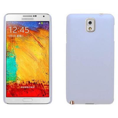 Microsonic Premium Slim Samsung Galaxy Note 3 Kılıf Beyaz Cep Telefonu Kılıfı