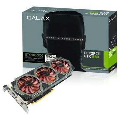 Galaxy Gtx980 Soc 4gb 256bit Gddr5 16x  98nqh6dnc7vz Ekran Kartı