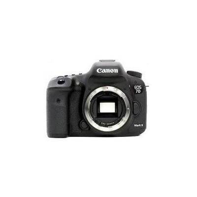 Canon EOS 7D Mark II Gövde