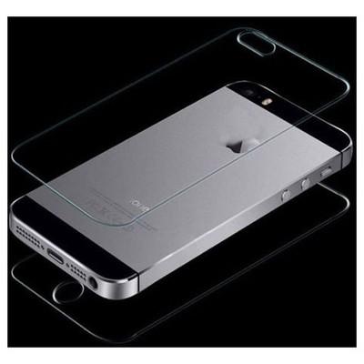 Microsonic  Full Body Temperli Cam Ekran Koruyucu Iphone 5s Ön + Arka