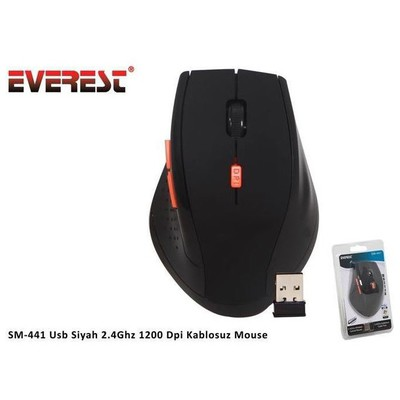 Everest SM-441 Kablosuz Mouse