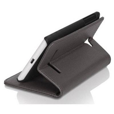 Microsonic Cüzdanlı Standlı Deri Htc Desire 616 Kılıf Siyah Cep Telefonu Kılıfı