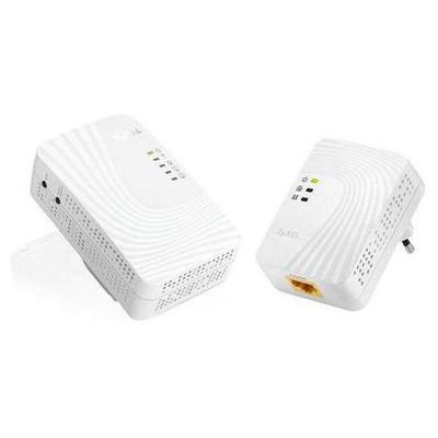 Zyxel Kablosuz 500Mbps PLA-4231+PLA-4201 Powerline